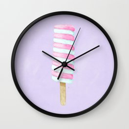 Twister Wall Clock