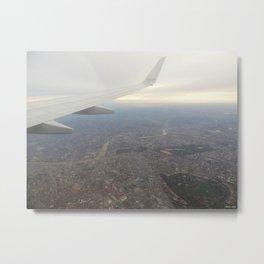 Aerial image VI Metal Print