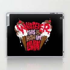 This is how I'm livin'. Laptop & iPad Skin