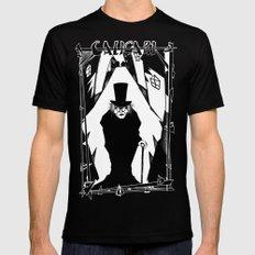 Dr. Caligari Mens Fitted Tee Black MEDIUM