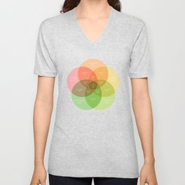 Ice Cube - It Was A Good Venn Diagram Unisex V-Neck