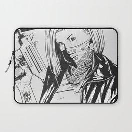 Bad Girl Gigi Laptop Sleeve