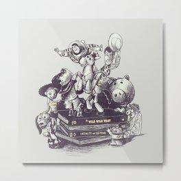 Toy Story Metal Print