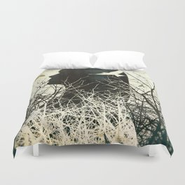 Fleeting Freedom Duvet Cover