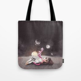 Lost far away from home Tote Bag