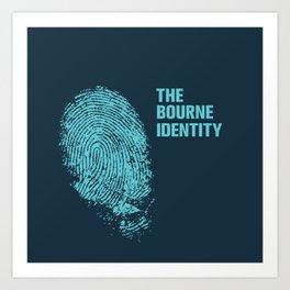 Identity Problems Art Print