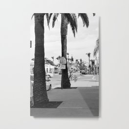 Coronado Cruzin Metal Print