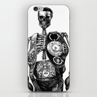 mike wrobel iPhone & iPod Skins featuring Mike Tyson by Motohiro NEZU