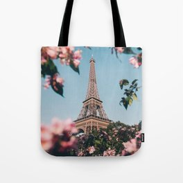 Paris in spring #society6 #decor #buyart Tote Bag