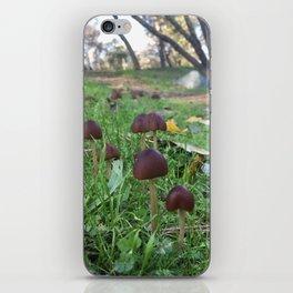Found Fungus iPhone Skin