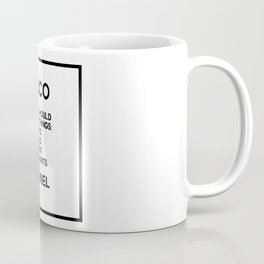 coco quote no. 5 Coffee Mug