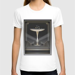Art deco design VI T-shirt