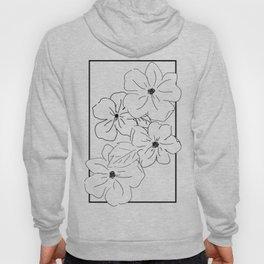 Flower Rectangle Hoody