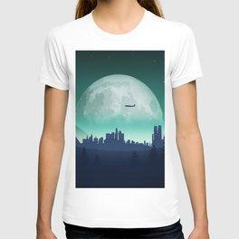 Moon City XXI T-shirt