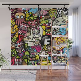 Leon-design Wall Mural
