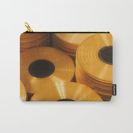 Vinyl Collection Carry-All Pouch
