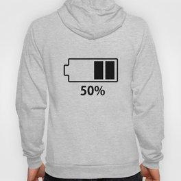 BATTERY  50% Hoody