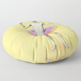 Donut Floor Pillow