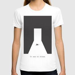 Dreams (The Metamorphosis - Kafka) T-shirt
