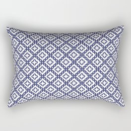romanian popular motif Rectangular Pillow