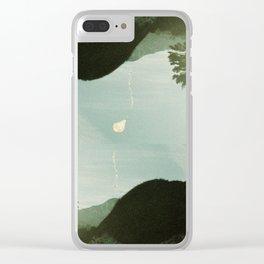 Kite Vertigo Clear iPhone Case