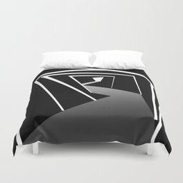 Expressionism Duvet Cover