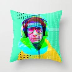 Gioconda Music Project · Beastie Boys · Mike D. Throw Pillow
