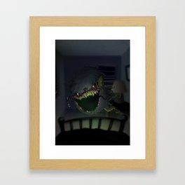il BaBau Framed Art Print
