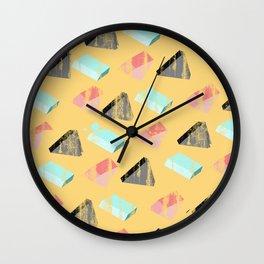 новые цвета Wall Clock