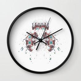 Inkdala LXXII Wall Clock