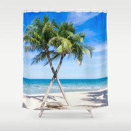 Carribean Shower Curtain
