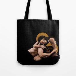 pride pieta Tote Bag
