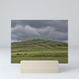 Cox Tor, Dartmoor, Devon Mini Art Print