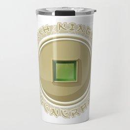 Earth Kingdom General Travel Mug