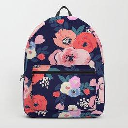 Aurora Floral Backpack