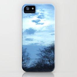 Perfect Sky Blue Sky iPhone Case