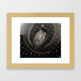 Like Raindrops Framed Art Print