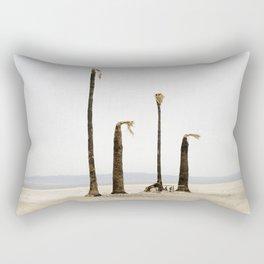 The Last Four Rectangular Pillow