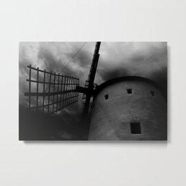 Terror windmill Metal Print