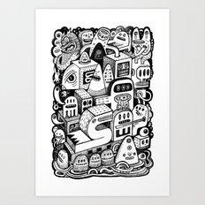 l'Arche Art Print