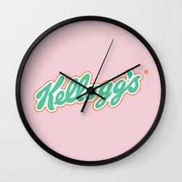 Morning Bowl of Sugar Wall Clock