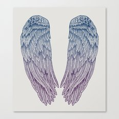 Angel Wings Canvas Print