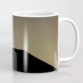 2001 Space Odyssey Minimal Dawn of Man Monolith Alignment Coffee Mug