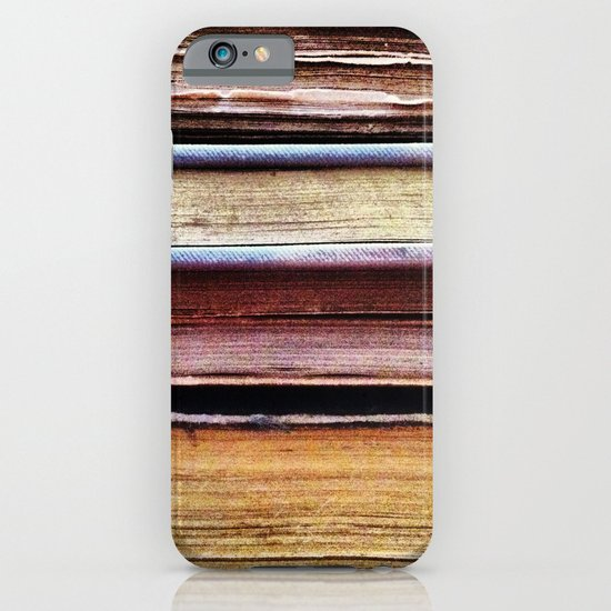 Old Books iPhone & iPod Case
