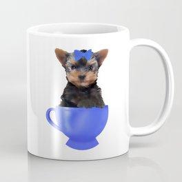 Teacup Yorkie Coffee Mug