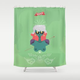 Imperator Shower Curtain