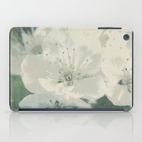 cherry blossom iPad Cases featuring Cherry Blossom by pASob