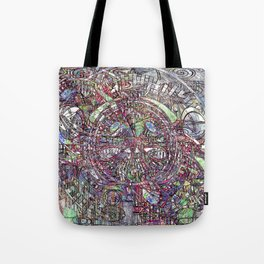 The Draughtsmans Hypothesis Tote Bag