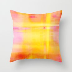 Happy Thoughts no01 Throw Pillow