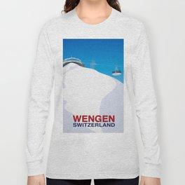 Wengen Long Sleeve T-shirt